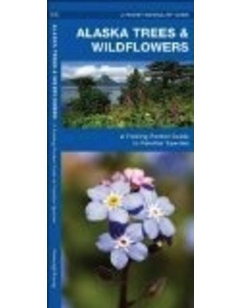 Alaska Trees & Wildflowers,fld gd., - Pckt Natrlst