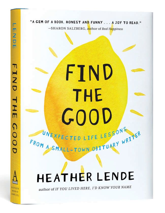 Find the Good  - Lende, Heather