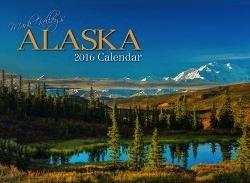 2019 Alaska Calendar - Mark Kelley