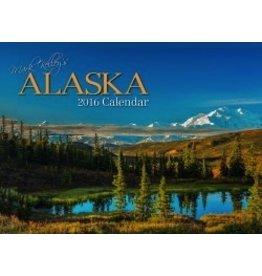 2018 Alaska Calendar - Mark Kelley