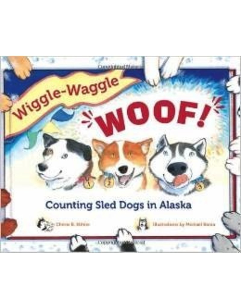 Wiggle-Waggle Woof 1 2 3(bdbk) -- Stihler, Cherie