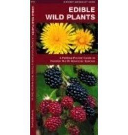 Edible Wild Plants--pkt ntrlst