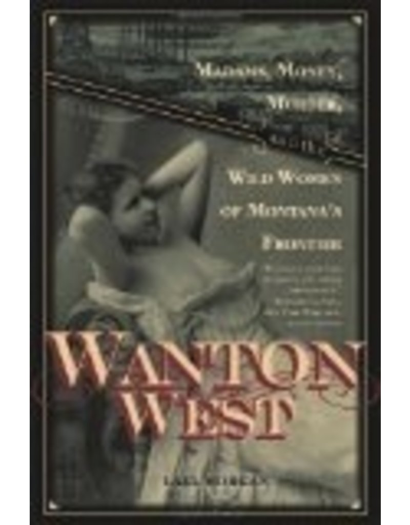 Wanton West - Lael Morgan