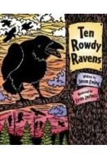 Ten Rowdy Ravens - Ewing, Susan, Ill by Zerbetz
