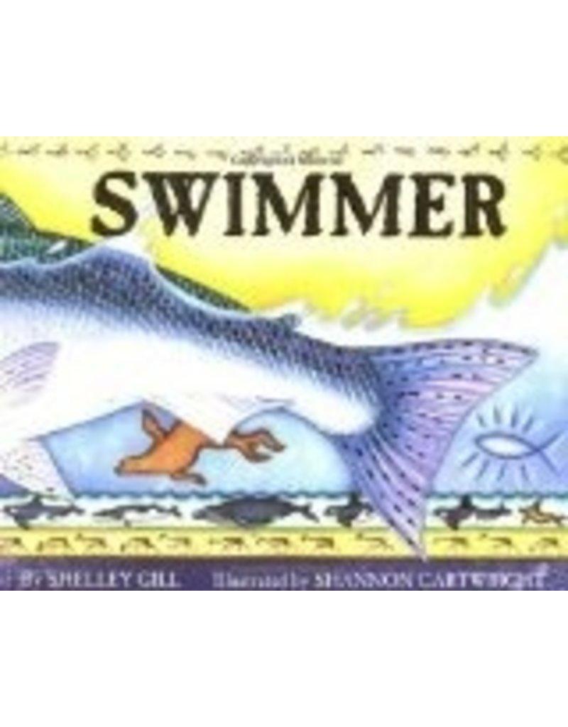 Swimmer - Gill, Shelley