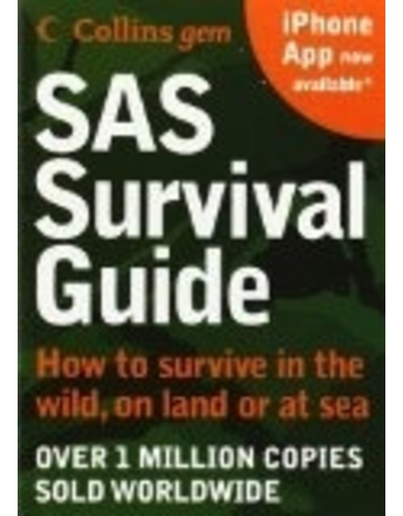 SAS Survival Guide --John 'Lofty' Wiseman