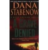 Grave Denied - Stabenow, Dana