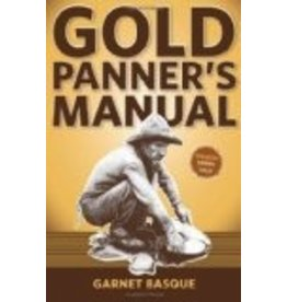 Gold Panner's Manual - Garnet Basqu