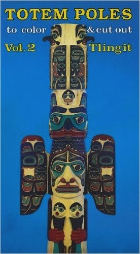 Totem Poles cut out - Bellerophon Books