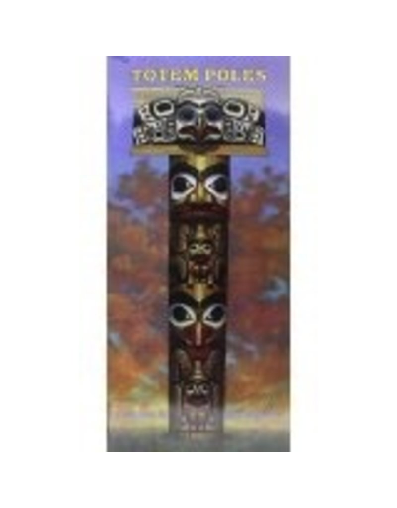 Totem Poles Color book