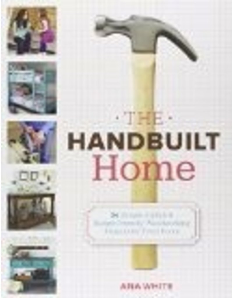 The Handbuilt Home - White, Ana