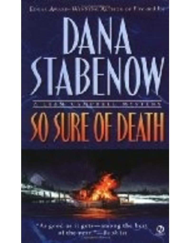 So Sure of Death - Stabenow