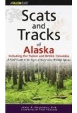 Scats & Tracks of AK gde - J Halfpenny