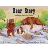 Bear Story A Rhyme From A to Z (sc)- Martin, Joy & Cartwright, Shan