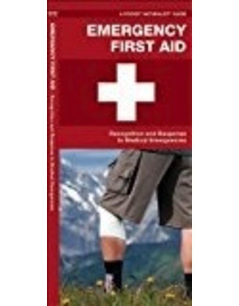 Emergency First Aid;,a pocket naturalist gd. - Kavanagh/Leung