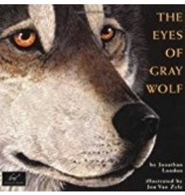 Eyes of Gray Wolf - London, Jonathan