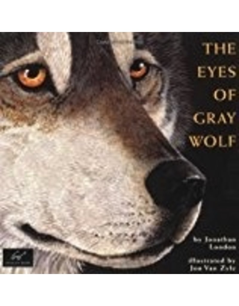 Eyes of Gray Wolf - London, Jonathan