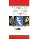 Field guide to BIRDS; Western Region - National Audubon Society