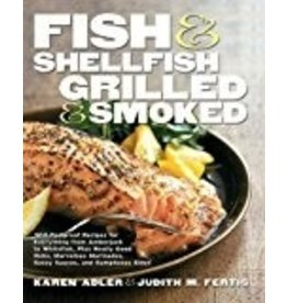 Fish & Shellfish Grilled & Smoked