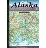 Map - Alaska topographic (Imus) - Imus