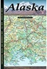 Map - Alaska topographic (Imus) - Imus