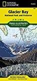 Map - Glacier Bay (Nat. Geo.)