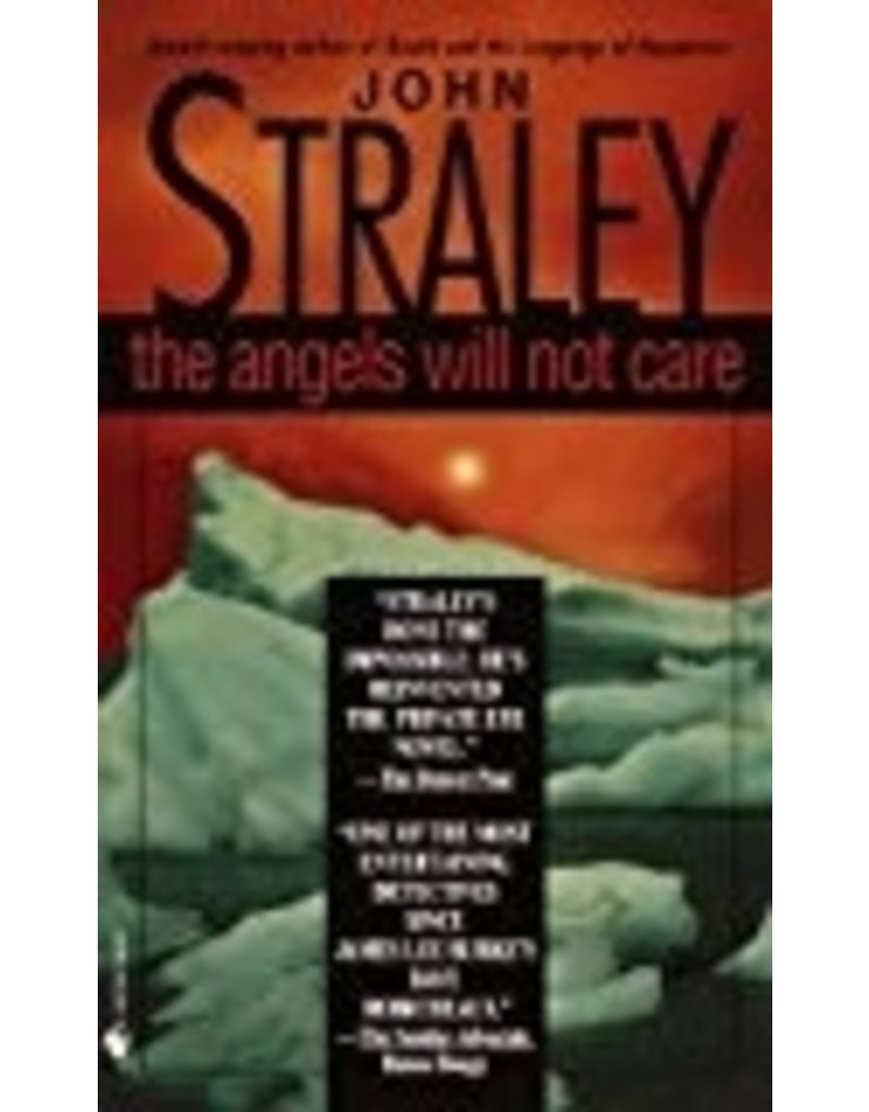 Angels Will Not Care mm - Straley, John