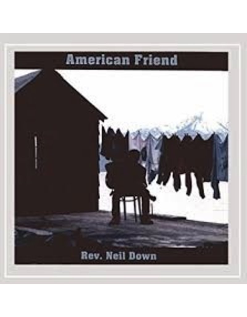 CD American Friend<br />