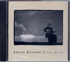 CD Inside Passage - Steve Hites