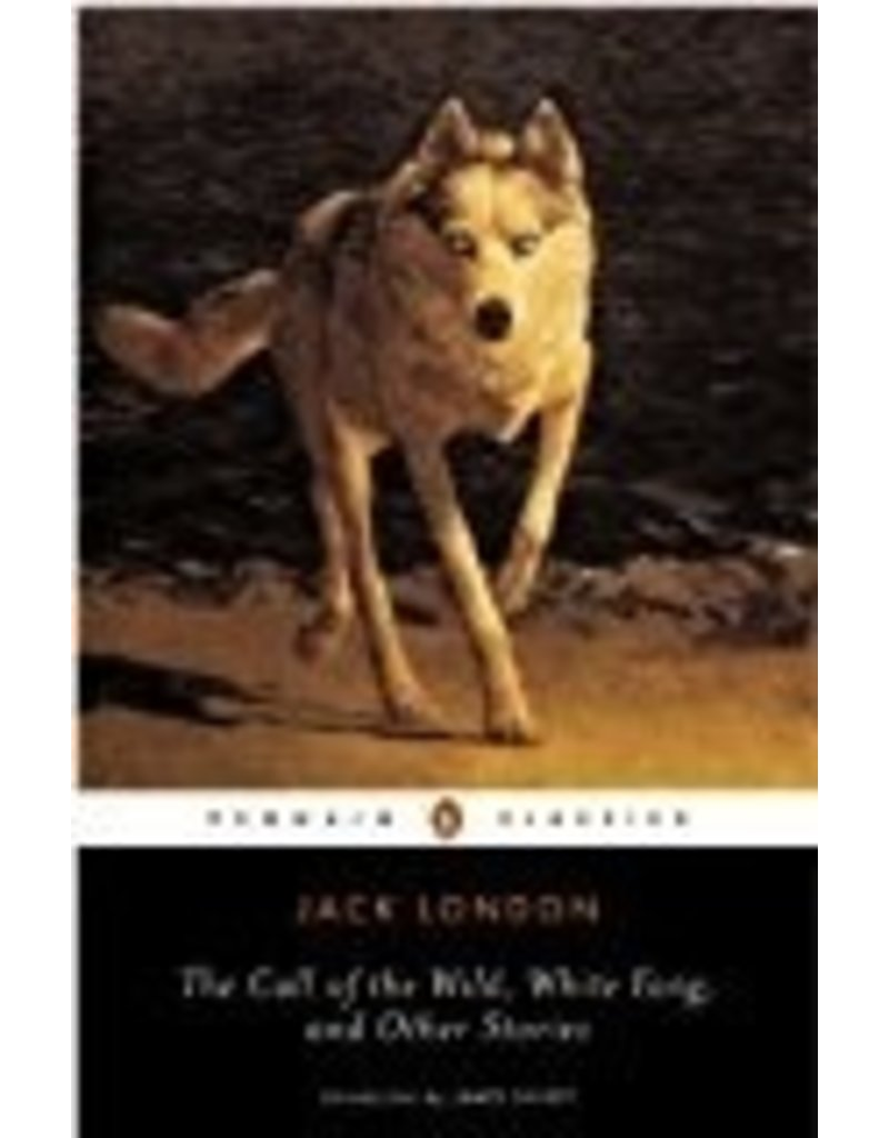 Call of the Wild, White Fang - London, Jack