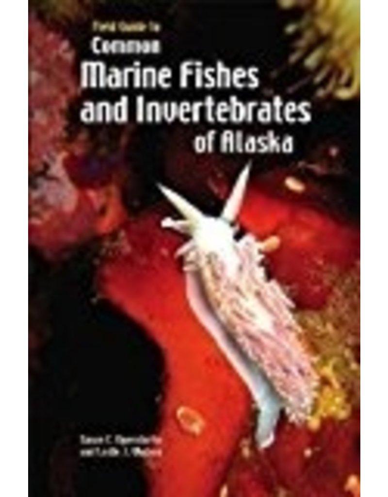 Common Marine Fishes and Invertebrates of Alaska;,field guide - Byersdorfer/Watson