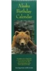 Alaska Birthday Calendar (Perpetual)