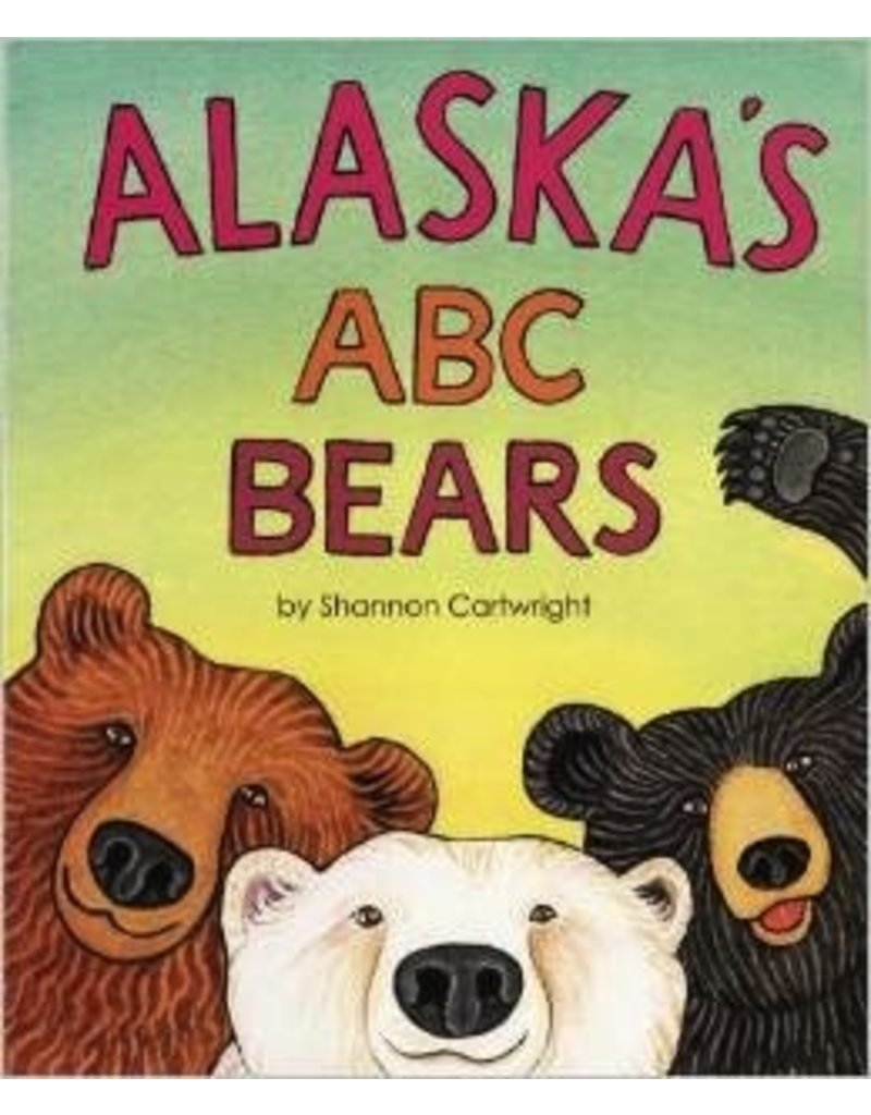 Alaska's ABC Bears - Shannon Cart