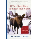 If You Lived Here, I'd Know Your Name (ppb)- Lende, Heather