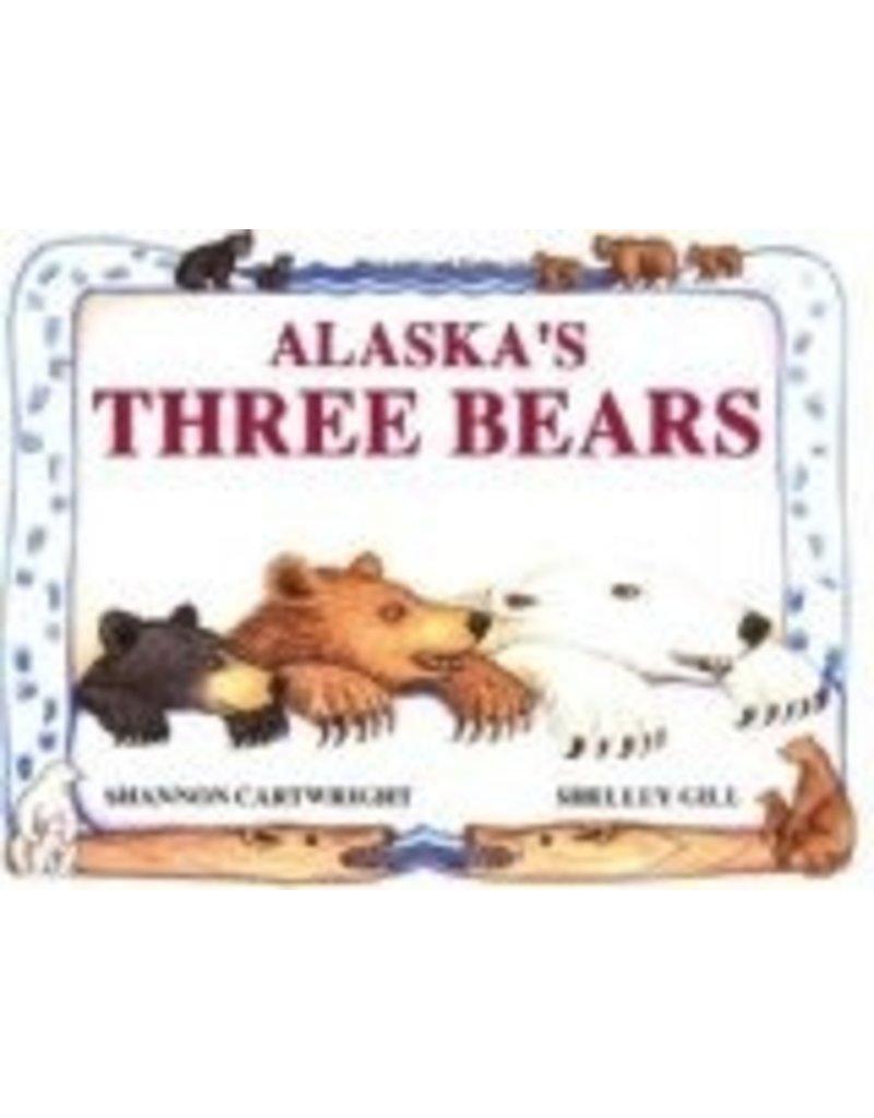 Alaska's Three Bears (Paws IV) - Gill, Shelley & Cartwright, Sh