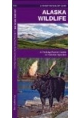 Alaska Wildlife: A Folding Pocket Guide to Familiar Species,(Pocket Naturalist Guide Series) - James Kavanagh