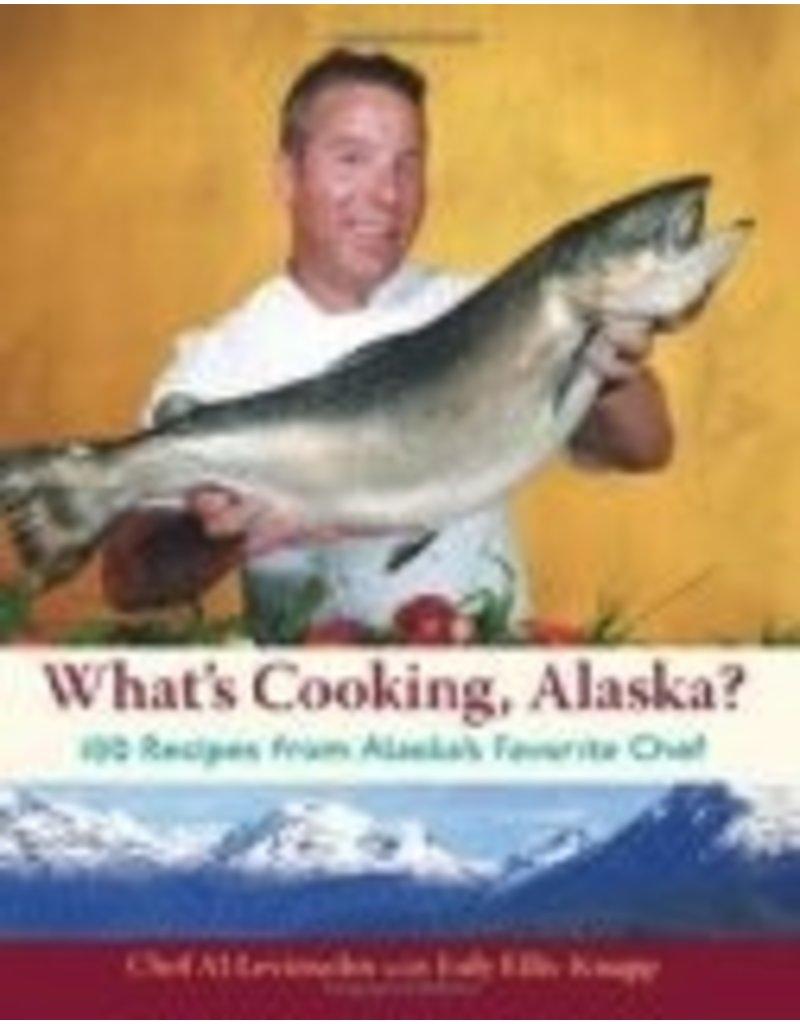 What's Cooking, Alaska? - Chef Al Levinsohn