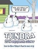 2017 Tundra Engagement Calendar - Carpenter, Chad