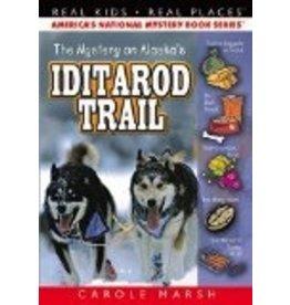 Mystery on Alaska's Iditarod Trail - Marsh, Carole
