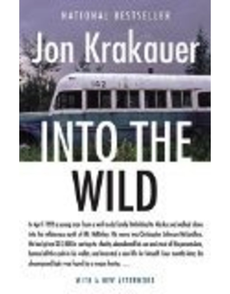 Into the Wild - krakauer
