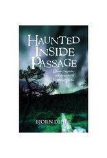 Ghosts, legends and mysteries of SE Alaska from Juneau storyteller-guide Bjorn Dihl