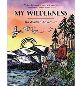 """""""When I was nine years old, I lived one winter on Fox Island, with my father, an old trapper named Olson, six blue fox, a family of angora goats, and Squirlie. This is what happened.""""<br /> <br /> Pack your bags for an adventure to the Last Frontier! My Wilderness: A"""