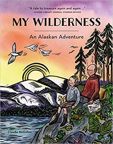"""When I was nine years old, I lived one winter on Fox Island, with my father, an old trapper named Olson, six blue fox, a family of angora goats, and Squirlie. This is what happened.""<br /> <br /> Pack your bags for an adventure to the Last Frontier! My Wilderness: A"