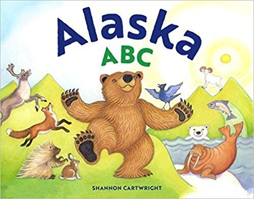 Alaska A B C Book 40th anv. ed. - Cartwright, Shannon