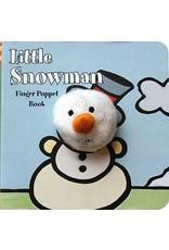 Little Snowman Puppet Book