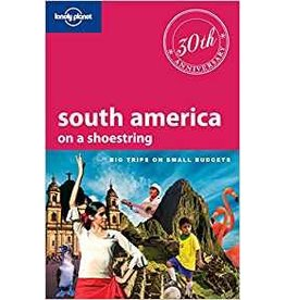 Lonely Planet South America;<br />