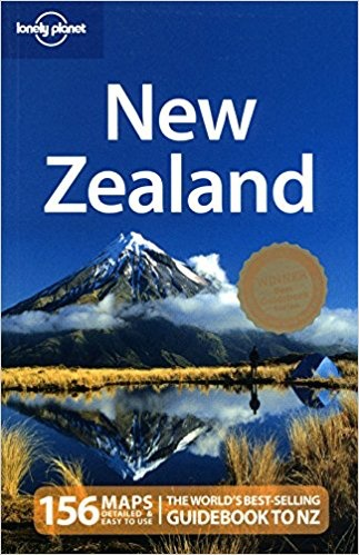 Lonely Planet; New Zealand