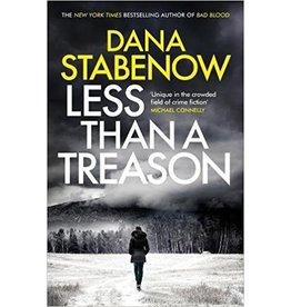 Less Than A Treason Stabenow, Dana