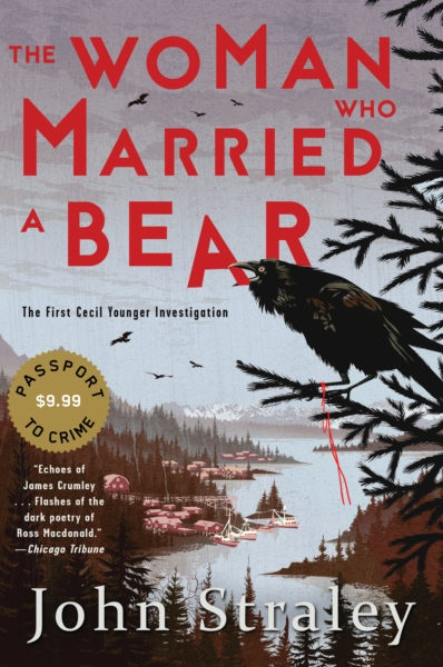 The Woman Who Married a Bear - Straley, John