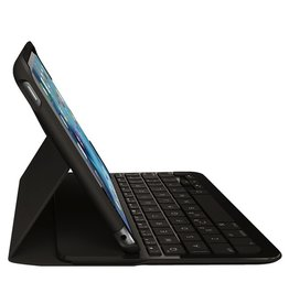 Logitech Logitech FOCUS Keyboard Case for iPad Mini 4 - Black